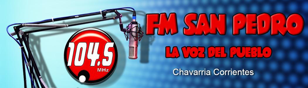 Cadena San Pedro 104.5 -89.9